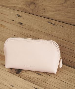 Picture of COMO PALE PINK RECYCLED LEATHER CASE