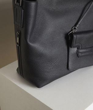 Picture of THE NUMÉRO 2 BLACK ICONIC BAG