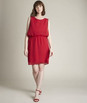 Picture of ODE RED DRESS