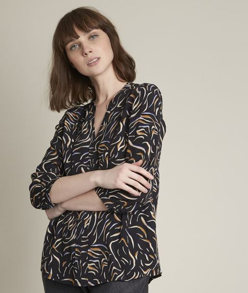 Picture of MARTINE PRINTED BLOUSE
