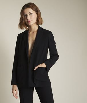 Picture of LÉONIE CRÊPE JACKET
