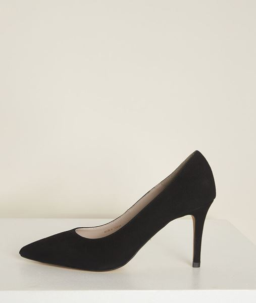 Picture of KELLY SUEDE HIGH HEELS
