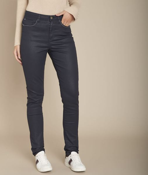 Picture of SOCRATE, THE ICONIC SLIM-FIT MARINE JEANS