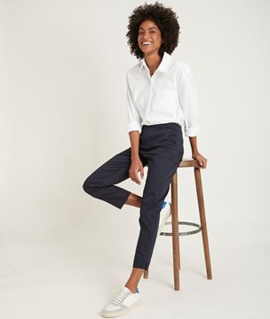 Picture of RUBIS NAVY TROUSERS
