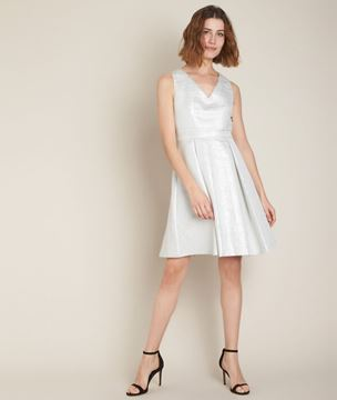 Picture of ODYSSÉE FIT AND FLARE DRESS
