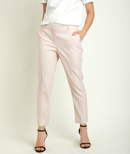 Picture of SUZANNE NUDE CIGARETTE TROUSERS