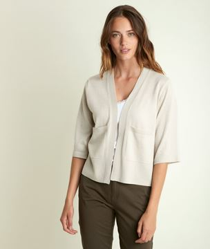 Picture of REINE CROPPED CARDIGAN
