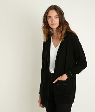 Picture of RUTH WOOL AND CASHMERE CARDIGAN