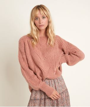 Picture of RAIN MOHAIR BLEND PULLOVER