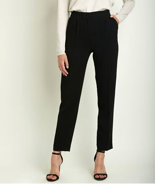 Picture of ISAURE CRÊPE TROUSERS