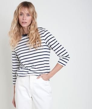 Picture of IDYLLE STRIPED TOP