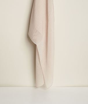 Picture of GRETA PLEATED LUREX SCARF