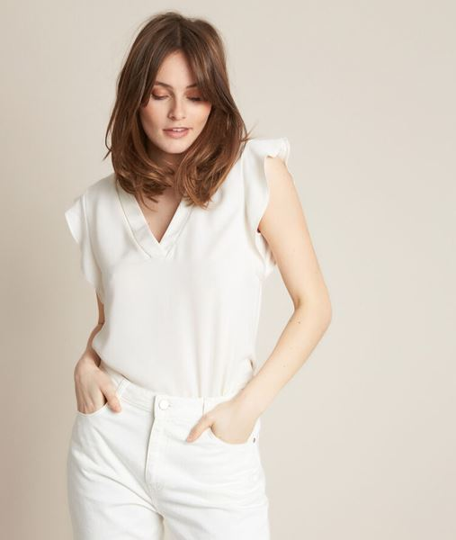 Picture of RENZO V-NECK TOP