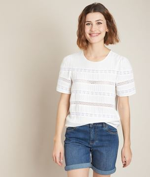 Picture of EWA LACE TOP