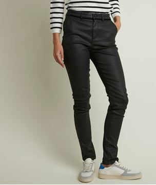 Picture of ERICA, THE ICONIC SLIM-FIT COATED JEANS