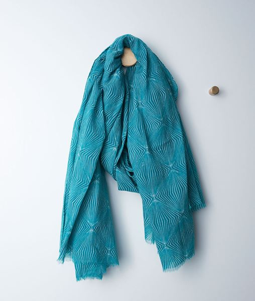 Picture of BETH PRINTED SCARF