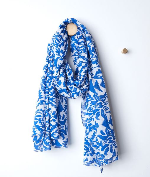 Picture of BRADELEY RECYCLED COTTON SCARF